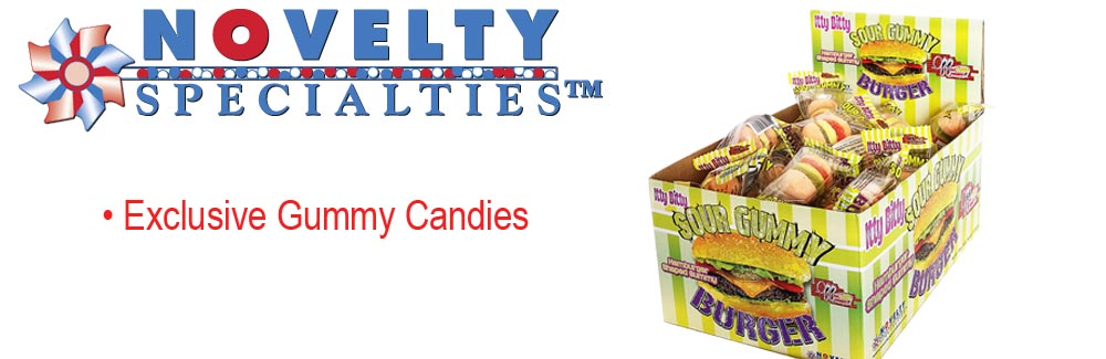 Novelty Specialties Candy